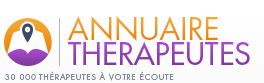 Retrouvez nous sur l'Annuaire des Thérapeutes!